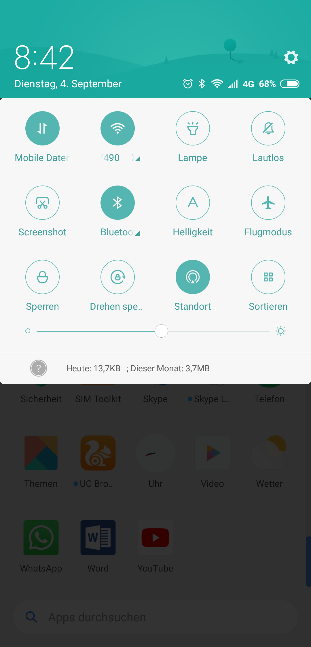 MIUI for Poco Pcoophone F1 Test 1