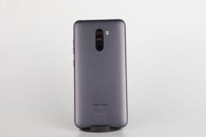 Xiaomi Poco F1 Design Verarbeitung 1