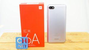 Xiaomi Redmi 6a Testbericht Produktfotos 2