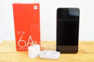 Xiaomi Redmi 6a Testbericht Produktfotos 8