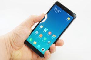 Xiaomi Redmi 6a Testbericht Produktfotos 9