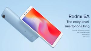 Xiaomi Redmi 6a Testbericht Sample