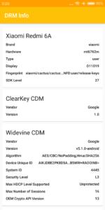 Xiaomi Redmi 6a Testbericht Screenshots Benchmarks 1