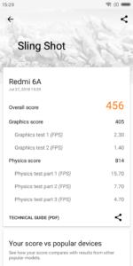 Xiaomi Redmi 6a Testbericht Screenshots Benchmarks 2