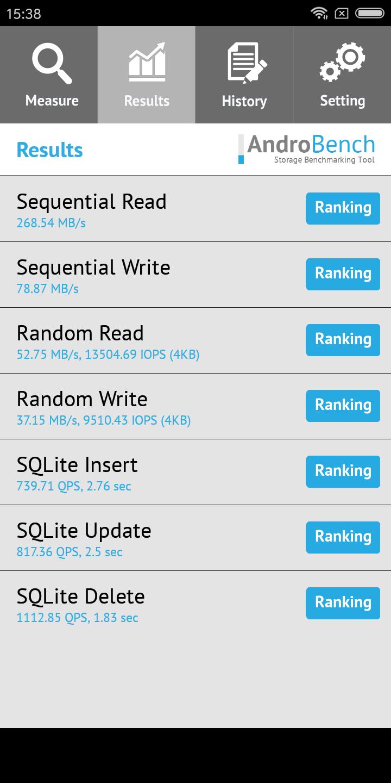 Xiaomi Redmi 6a Testbericht Screenshots Benchmarks 4