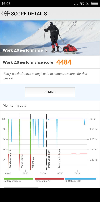 Xiaomi Redmi 6a Testbericht Screenshots Benchmarks 5