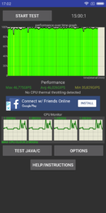 Xiaomi Redmi 6a Testbericht Screenshots Benchmarks 8