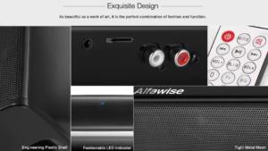 Alfawise BT 200 Testbericht 6