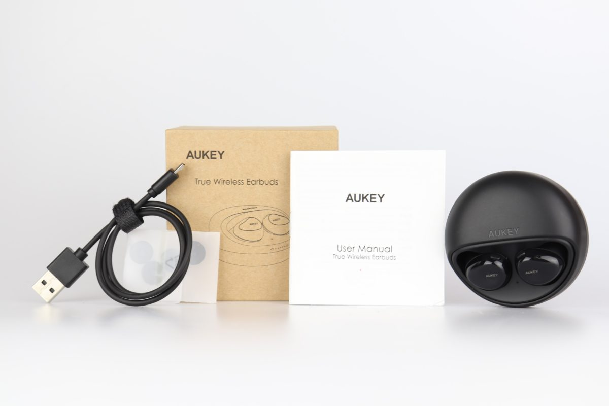 Aukey Wireless Earbuds 1 Sample
