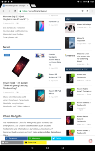 Chuwi Hi9 Pro Website