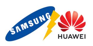 Samsung vs. Huawei