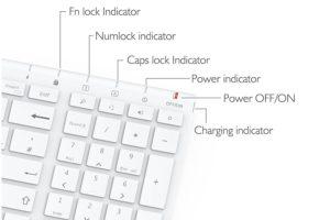 iClever Maus Tastatur Set Testbericht 3