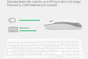 iClever Maus Tastatur Set Testbericht 5