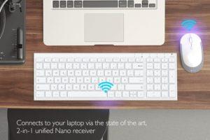 iClever Maus Tastatur Set Testbericht 6