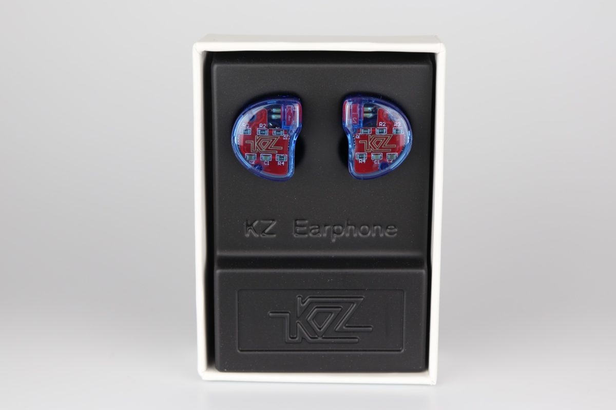 KZ ZS10 Test 6