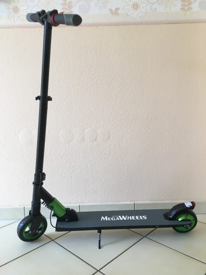 Megawheels S1 E Scooter 9 e1535969602584