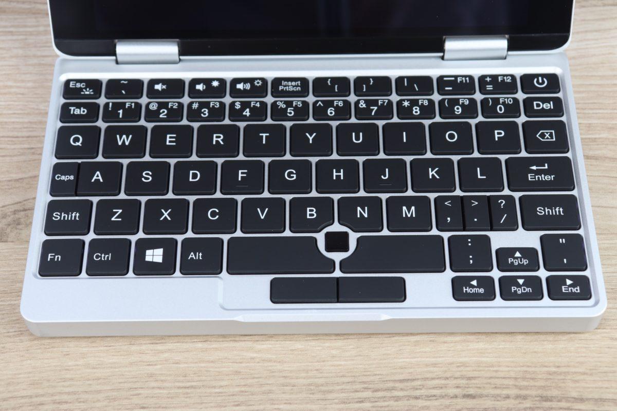 One Mix Yoga Tastatur EIngabegeräte
