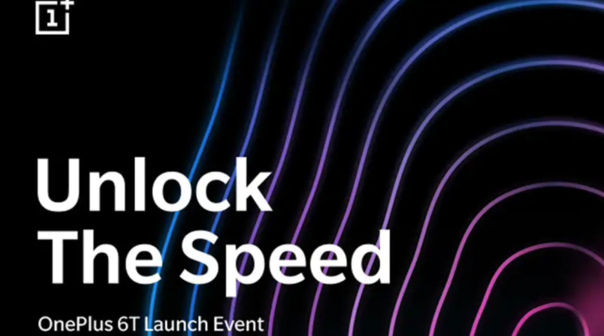 OnePlus 6T Launch Event