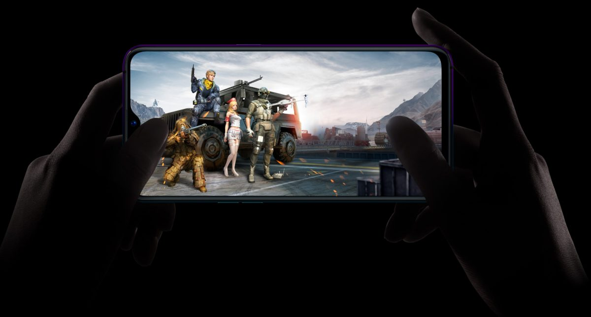 Oppo R17 Pro Gaming Performance