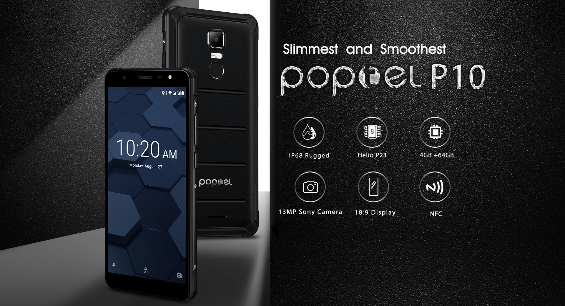 Poptel P10 Sample
