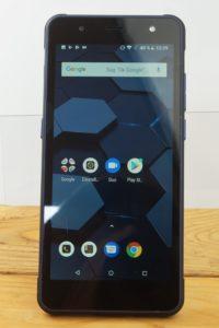 Poptel P10 Testbericht Outdoor Smartphone Produktbilder 3