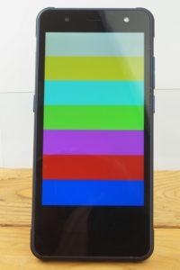 Poptel P10 Testbericht Outdoor Smartphone Produktbilder 4