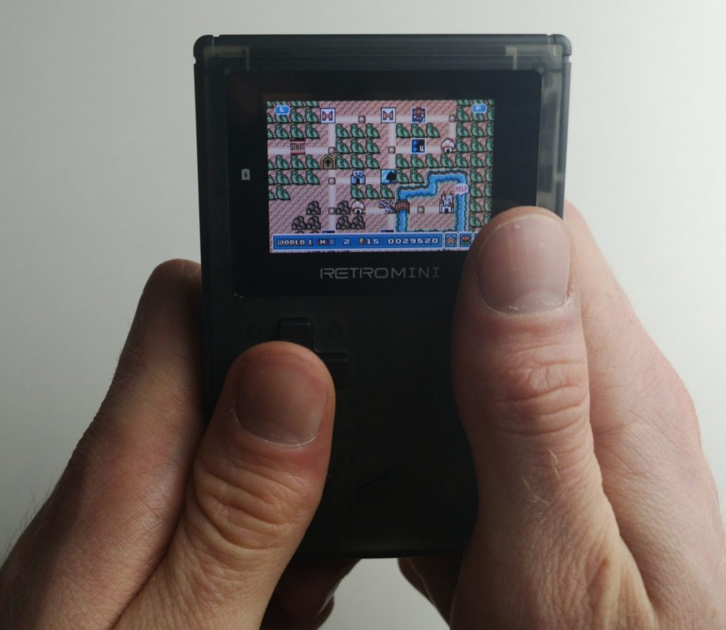 Retromini Gameboy Clone 1 e1539090334919