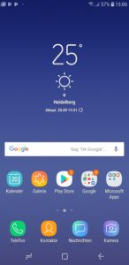 Samsung J6 Duos Android 8 1