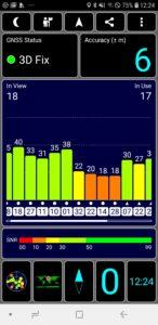 Samsung J6 Duos GPS