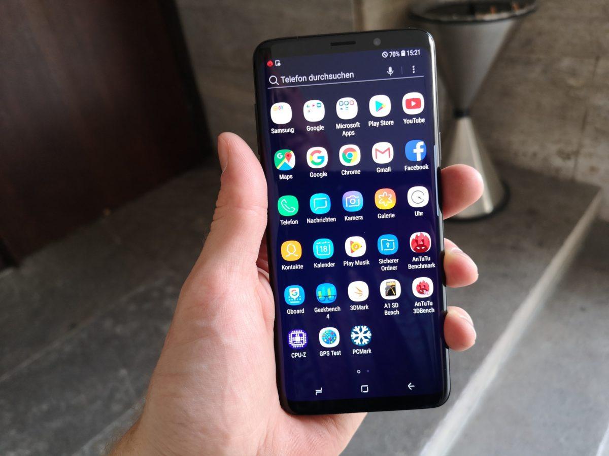 Samsung S9 Plus Duos 1