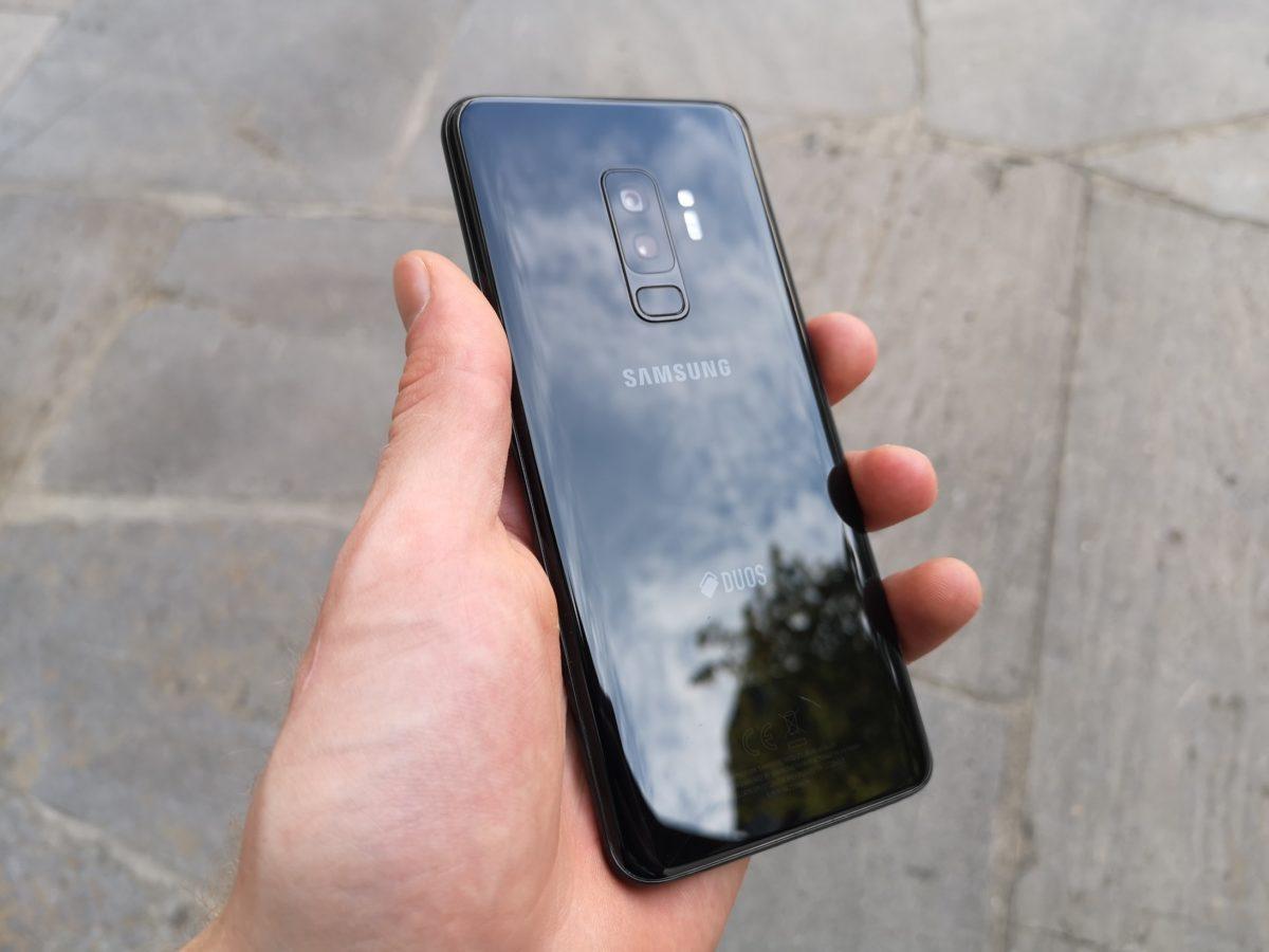 Samsung S9 Plus Duos 4
