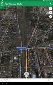 Teclast M20 Navigation