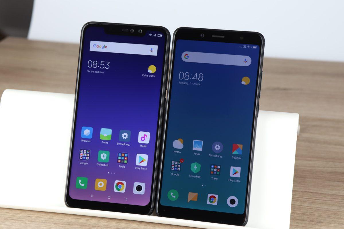 Xiaomi Redmi Note 6 Pro Im Test Das Beste Mittelklasse Smartphone Red Mi Note4 Ram 3gb Emmc 64gb Dual Sim 4g Rckseite Und Display 2