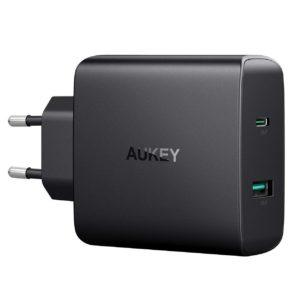 Aukey USB C Ladegerät Inateck 60W USB C Netzteil Testbericht 6