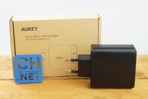 Aukey USB C Ladegerät Inateck 60W USB C Netzteil Testbericht 8