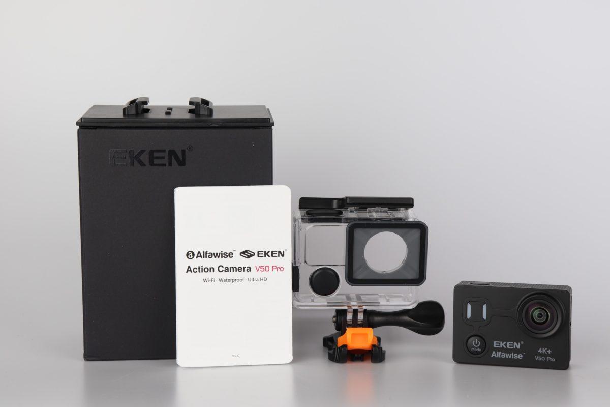 Eken Alfawise V50 Actioncam 8