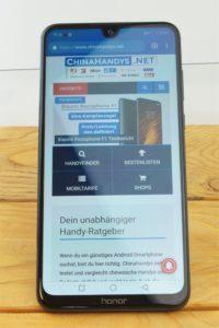 Honor 8X Max Testbericht Produktfotos 3