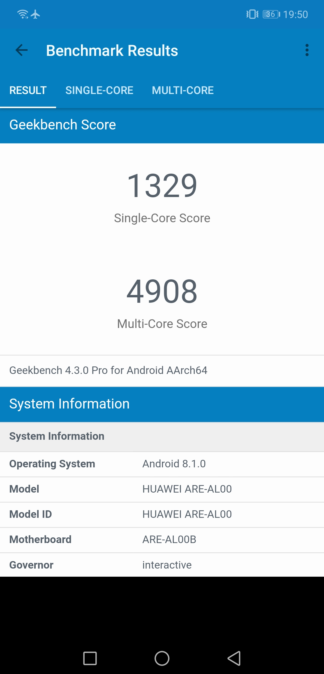Honor 8X Max Testbericht Screenshots 4