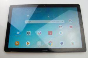 Huawei MediaPad M5 Testbericht Display 1