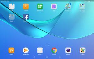 Huawei MediaPad M5 Testbericht Screenshots 1