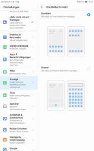 Huawei MediaPad M5 Testbericht Screenshots 3