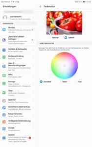 Huawei MediaPad M5 Testbericht Screenshots 4