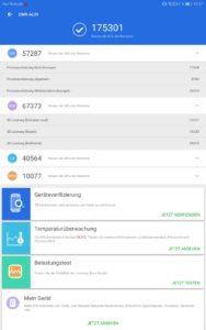 Huawei MediaPad M5 Testbericht Screenshots 5