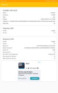 Huawei MediaPad M5 Testbericht Screenshots 7