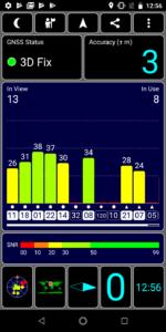 Nokia 3.1 GPS
