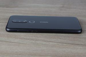 Nokia 6.1 Plus Design und Verarbeitung 2