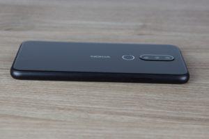 Nokia 6.1 Plus Design und Verarbeitung 4