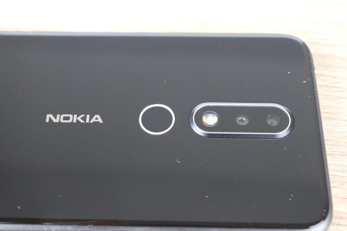 Nokia 6.1 Plus Dual Kamera