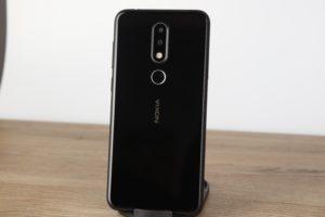 Nokia 6.1 Plus Rückseite 2