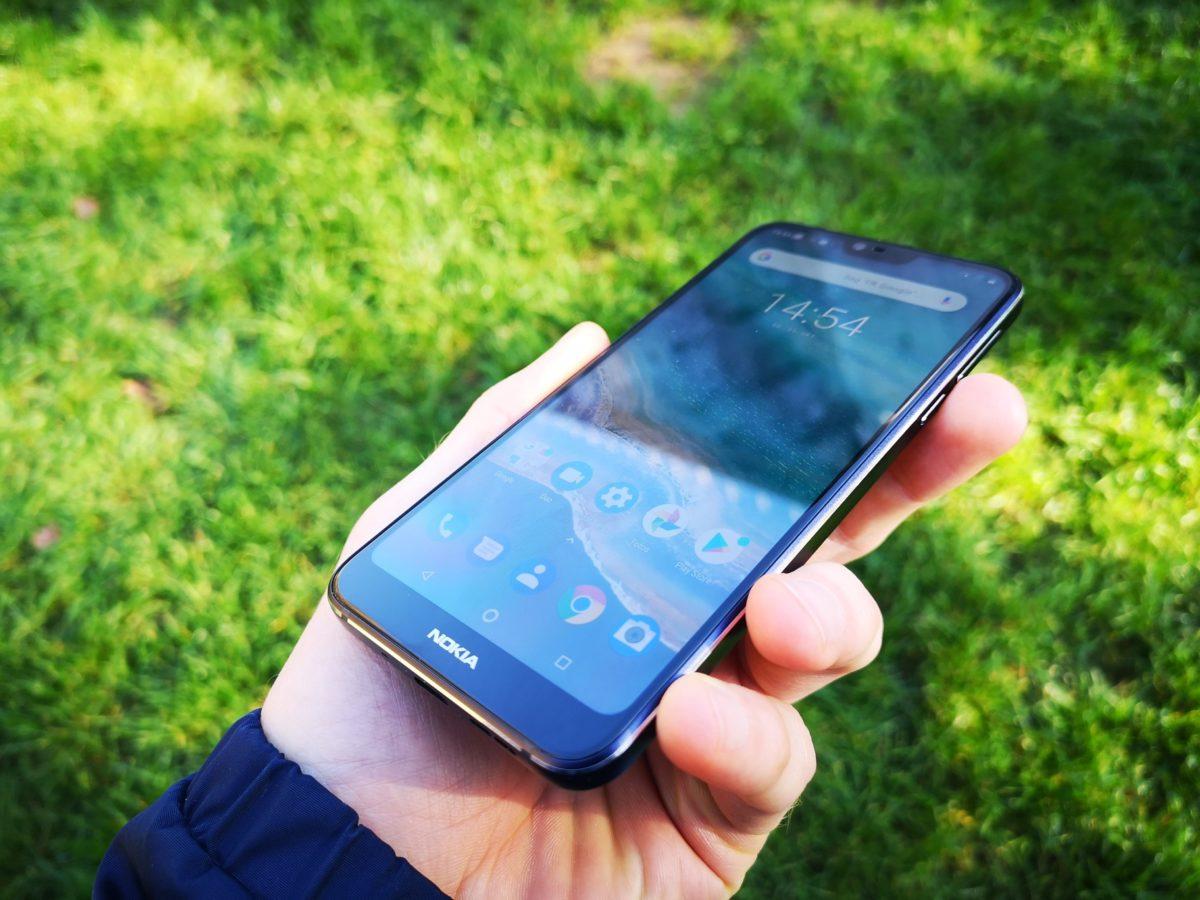 Nokia 7.1 test3